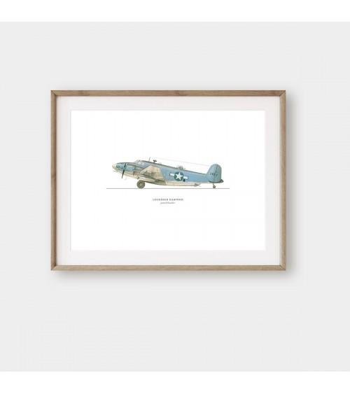 Avijacija posteri za zid