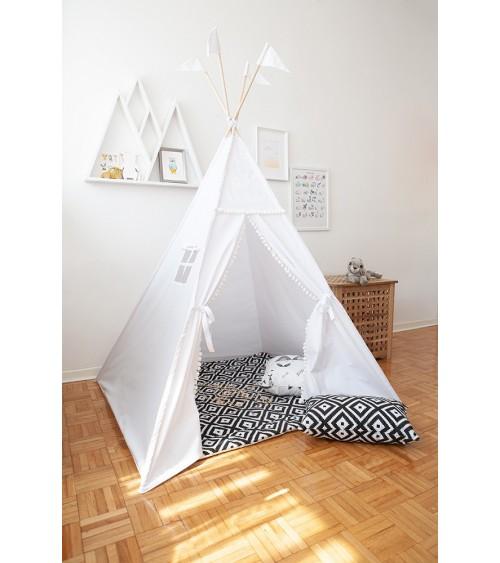 Beli šator za decu